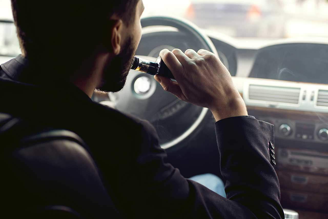 Road Traffic Law: Is it illegal to smoke or vape whilst ...