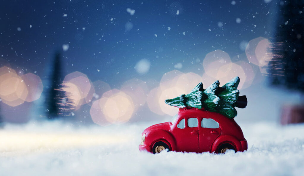 Christmas Driving Safety Tips