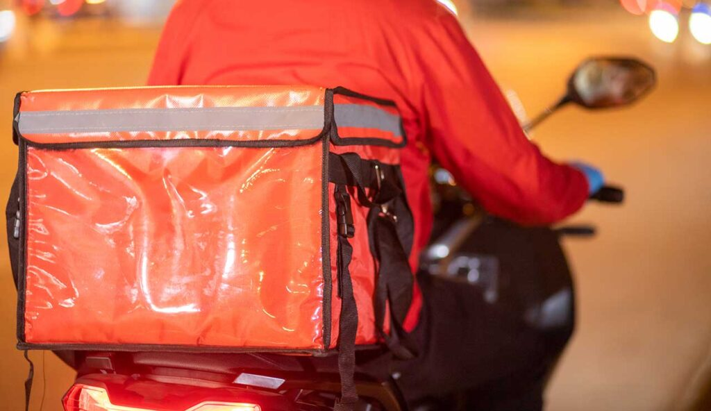 Delivery Drivers and Motoring Law