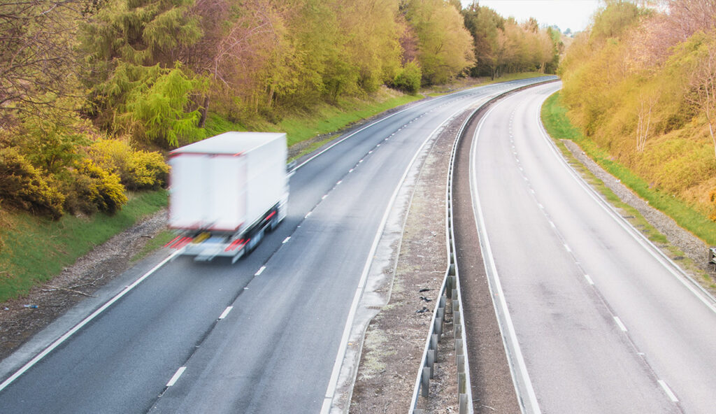 Motor Offences by non-UK HGV licence holders driving in the UK